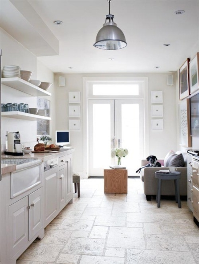 La mejor iluminacion para mi casa enmimetrocuadrado - Luz para cocinas ...
