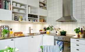 ilumonacion en cocinas